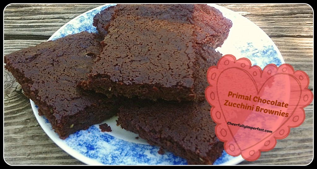 primal chocolate zucchini brownies