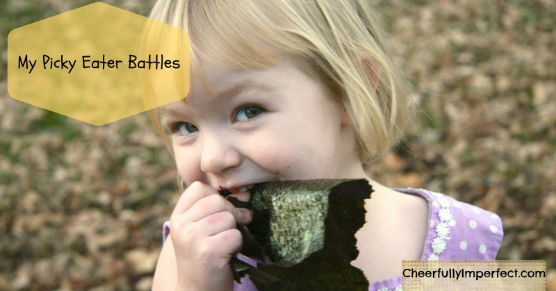 My Picky Eater Battles