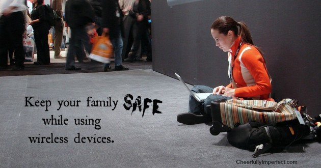 3 Ways to Stay Safe from EMF Radiation While Using Wireless Devices