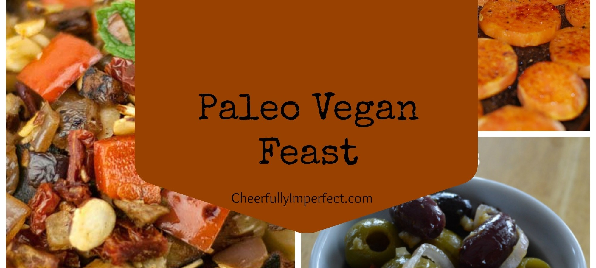 Paleo Vegan Peace Feast – Make Food, not War