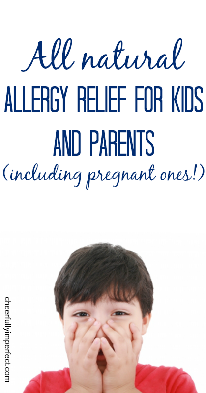 Consumer Updates Allergy Relief for Your Child