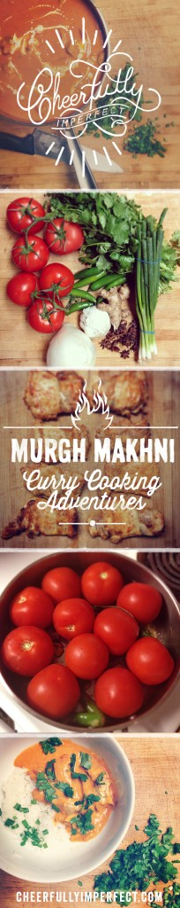 Murgh Makhni Curry Cooking Adventure #curryrecipe #realfood #curry