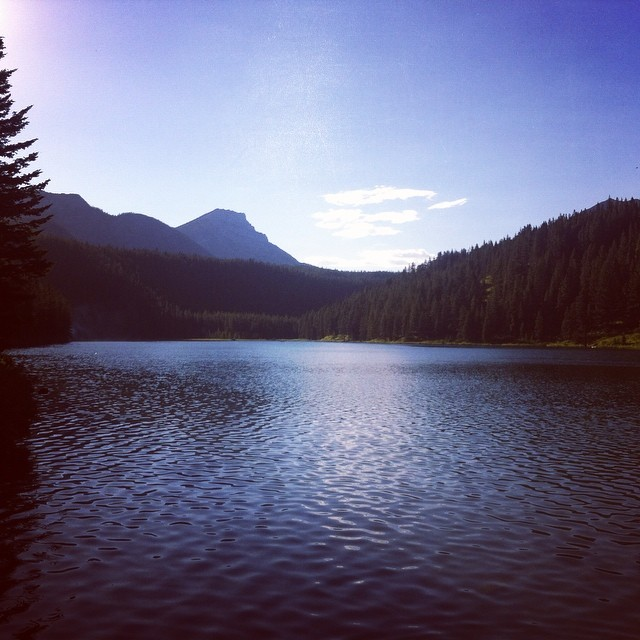 And more Chinook Lake... I will spare you the other hundred photos I took.