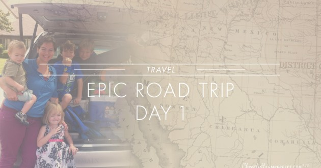 Epic Road Trip Adventure – Day 1!
