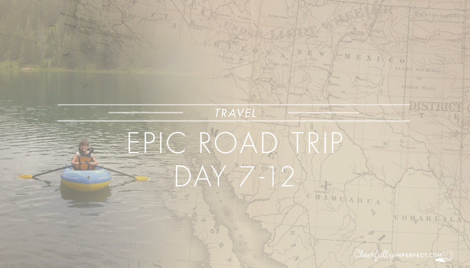 Epic Road Trip days 7-12, Alberta, Canada