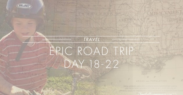 Epic Road Trip Day 18-22 – Chilliwack, Seattle and Portland