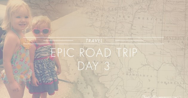 Epic Road Trip Day 3 – Denver, cousins and birthday party!