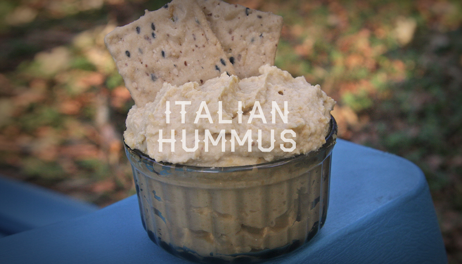 Italian Hummus Superfood