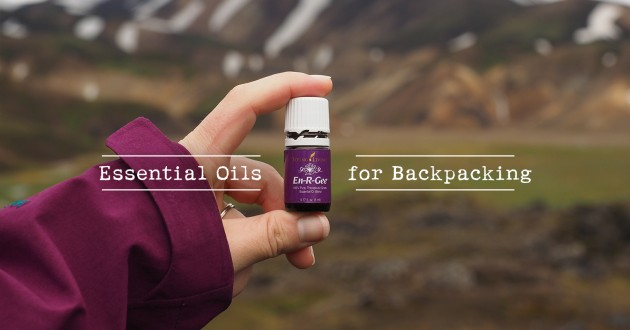 Essential Oils for Backpacking