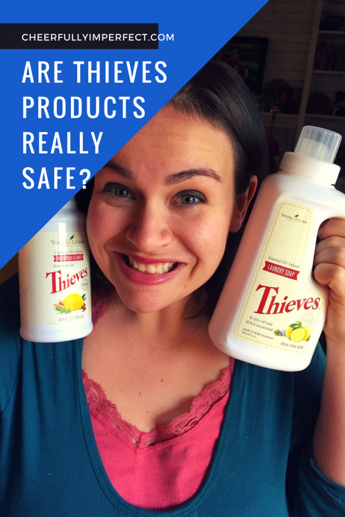 Are Thieves Products Really Safe? Decoding the ingredients in 17 popular products that you won't find listed on the environmental working group site.