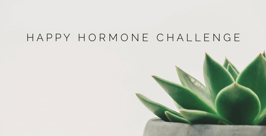 confirmation: Happy Hormone Email Course!